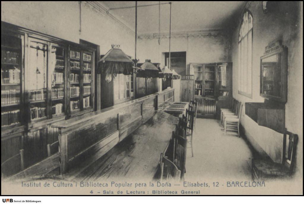 biblioteca populardeladona